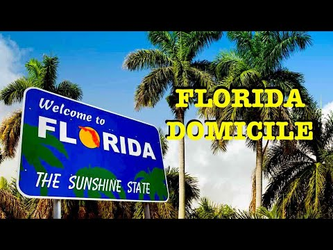 Why we picked Florida as our Domicile State (Full Time RV Living)