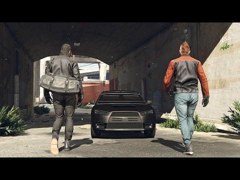 GTA 5 Online (Xbox 360) - How To Get The RARE DUFFELBAG (LAST GEN ONLY)