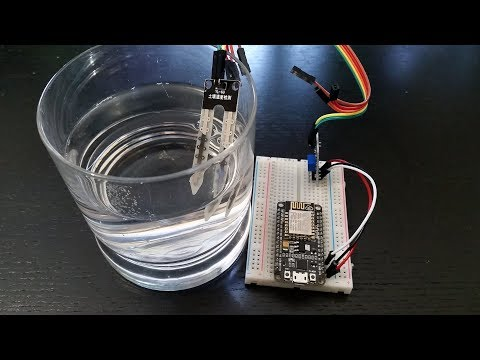 How to Measure Moisture Using TE215 and ESP8266-12e