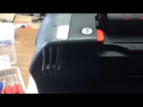 BMW System case lock removal