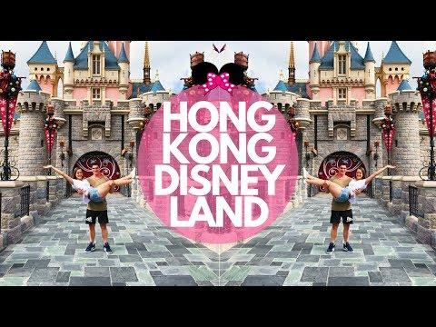 💁 HONG KONG DISNEYLAND | Holiday Vlog Part II ✈️💗