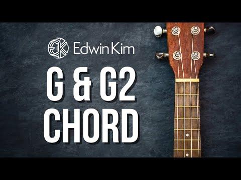 G2 Chord On Guitar G2 C