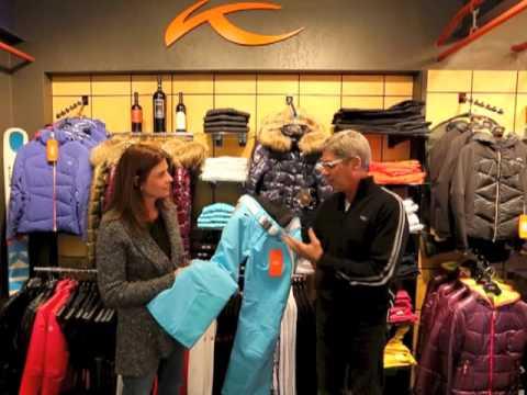 Choosing the Best Ladies Ski Pants | KJUS Ladies Ski Pants | Hamilton Sports in Aspen