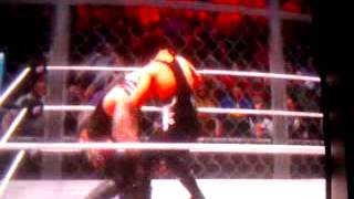 Sting vs. Undertaker Hell in a Cell WWE 13