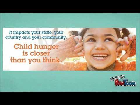 Child Hunger Protest