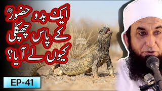 Aik Badu Huzoor SAW K Paas Chipkali Kyu Le Aya ? | Tariq Jameel Bayan | 5 Minute Tabligh !