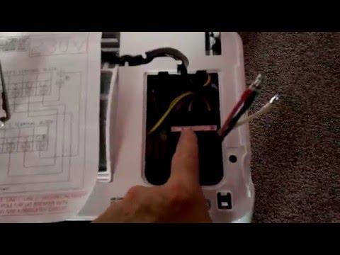 Pioneer Mini Split 9000 btu 15 SEER  110v Air Conditioner install part 2