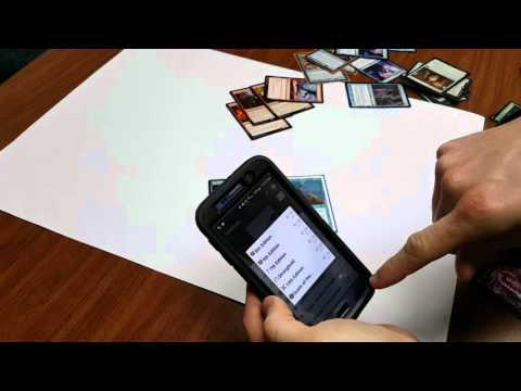 ScryGlass Beta: Magic the Gathering Card Scanner for Android