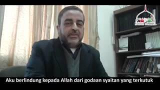 Heboh!!! Pernyataan Ulama Palestine Tentang Indonesia