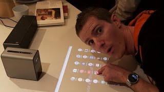 Make Any Surface an Android Touch Screen