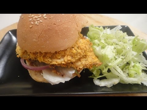 Baked Chicken Burgers   Sanjeev Kapoor Khazana