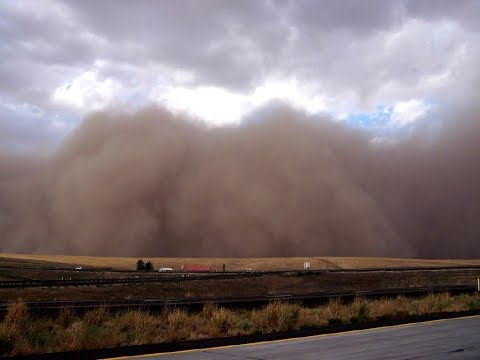Reducing dust storms in Eastern Washington