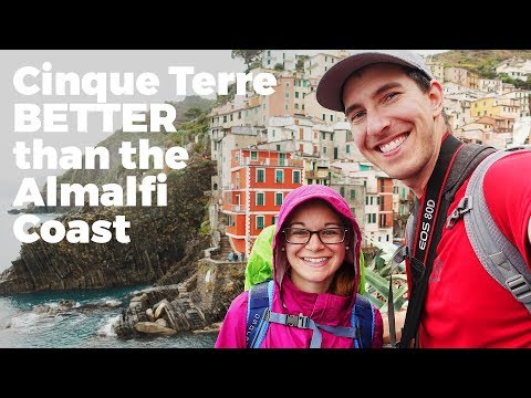 Cinque Terre: BEST place in ITALY for NATURE LOVERS - Travel Vlog #Day 129