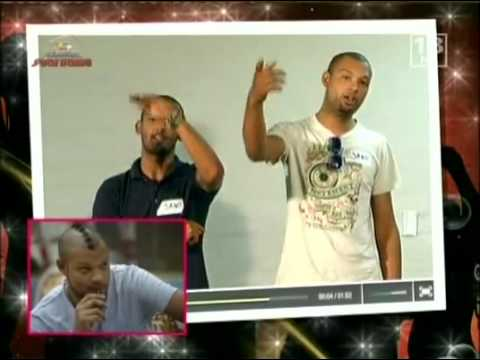 Prezzo and Keagan's Audition Video   Big Brother Africa StarGame   Africa's Top Reality TV Show