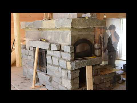 The Survival heater by Empire Masonry Heaters