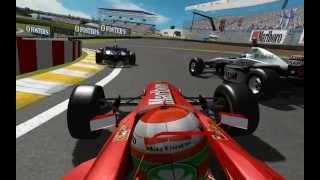 rFactor WCP F1 Historic Mod (Lotus) - PakVim net HD Vdieos