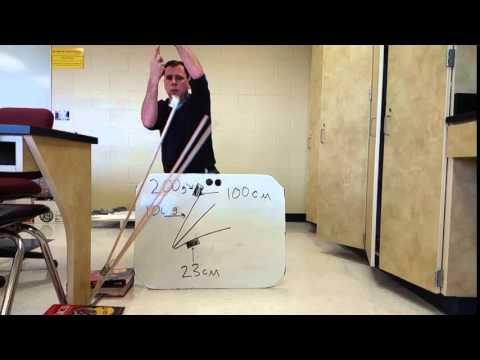 3 Meter Stick Race