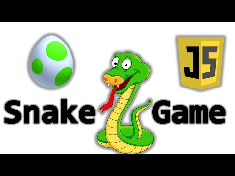 Snake Game Using Pure JavaScript