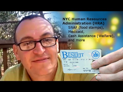 007 -  Yoeli in Yiddish -  NYC Human Resources Administration HRA