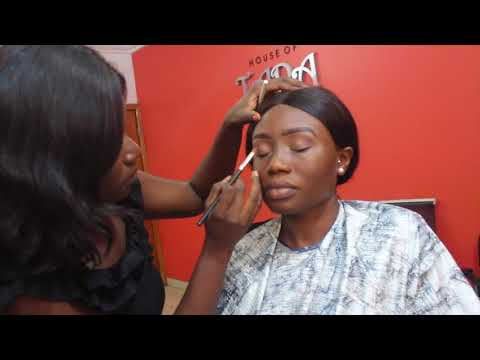 MY EXPERIENCE WITH THE MAKEUP SCHOOL HOUSE OF TARA BASED IN NIGERIA