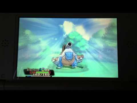 Pokemon Omega Ruby: Mega Blastoise
