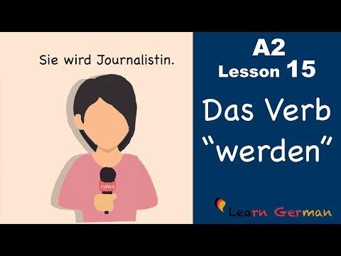 Learn German | Das Verb