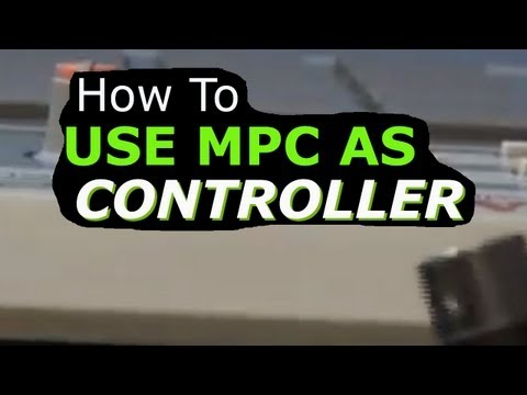 Beat Making: How to Use MPC2000xl as a Controller