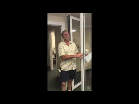 Contractor Explains Why He Like the Panoramic Door.