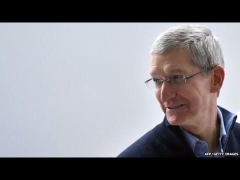 Apple boss Tim Cook 'to donate millions' to charity