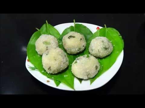 Stuffed Paan Coconut Laddo | Nariyal Ke Laddo | Coconut Laddoo
