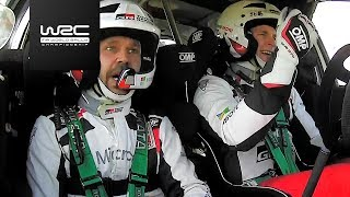 WRC - Neste Rally Finland 2017: Highlights Power Stage SS25