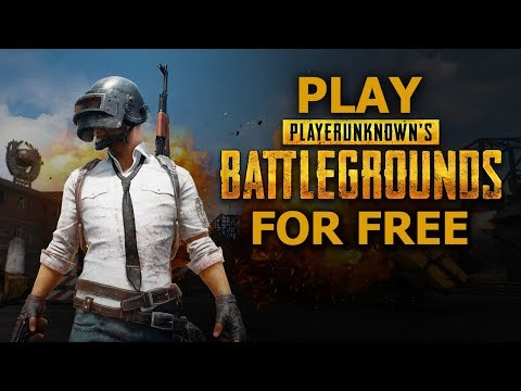 Play PUBG on PC for Free or on any Low End PC||Fix For All Issues