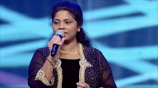 MMMA 2017 I Chinna Chinna Aasai - Minmini's evergreen song I Mazhavil Manorama