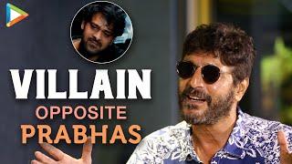 "THRILLING: Chunky Pandey on Prabhas: ""To BEAT Baahubali, ONLY Baahubali can do it"" | Saaho | Sujeeth"