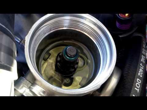 F250 2005 6 0 Fuel Bowl not filling