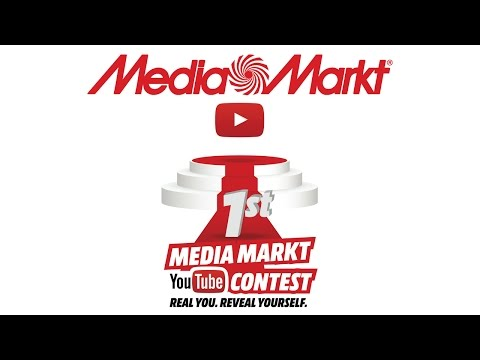 Media Markt YouTube Contest - Real You, Reveal Yourself