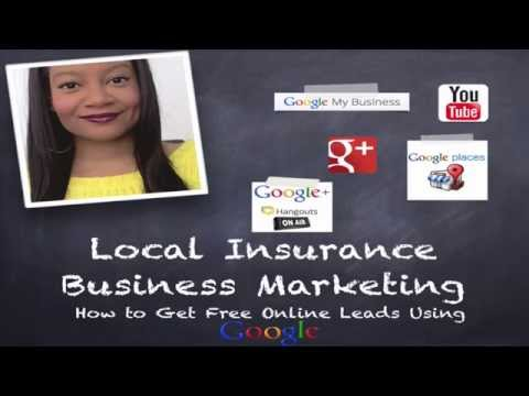 [How to] Online Marketing for Insurance Agents