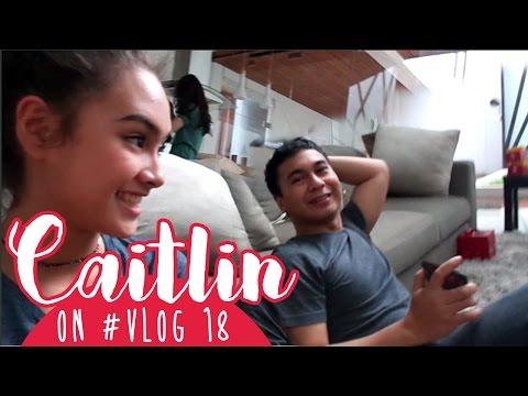 Caitlin On #VLOG 18 - Berantem Di Rumah Bang Radit