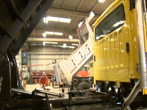 Dump Truck Company | NC Now | UNC-TV