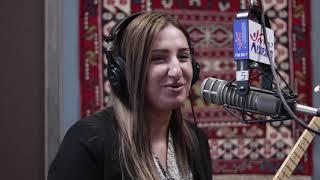 """მარიამ ცქვიტინიძე. გადაცემა """"რადიო დუეტი"""". ვიდეო კოლაჟი / Mariam Cqvitinidze. """"Radio Dueti"""""""
