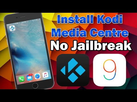 How to Install Kodi Media Centre on iOS 9 (Without Jailbreak)