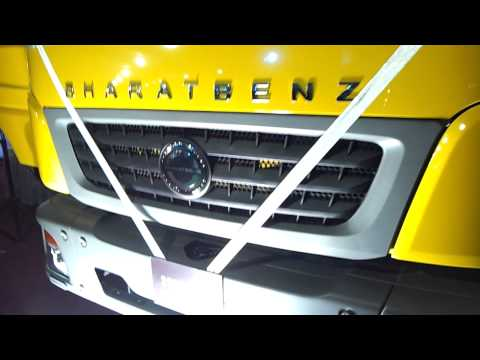 BharatBenz launches three Heavy-Duty Trucks in India