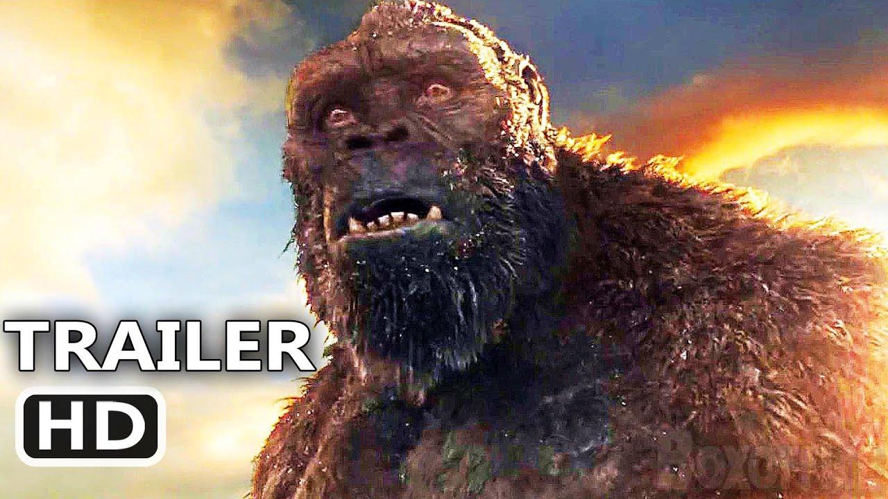 GODZILLA VS KONG Trailer (2021) Monster Movie