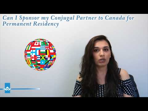 Can I Sponsor my Conjugal Partner to Canada for Permanent Residency