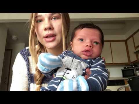3 WEEKS OLD BABY ALEXANDER