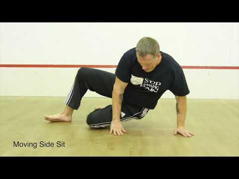 Dynamic Moving Side Sit
