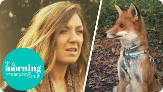 The Mum Who Lets Her Children Play With a Fox | This Morning