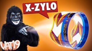Throw The X Zylo 600 Feet