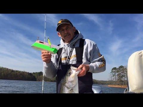 Striper Fishing | Perfect Planer Board