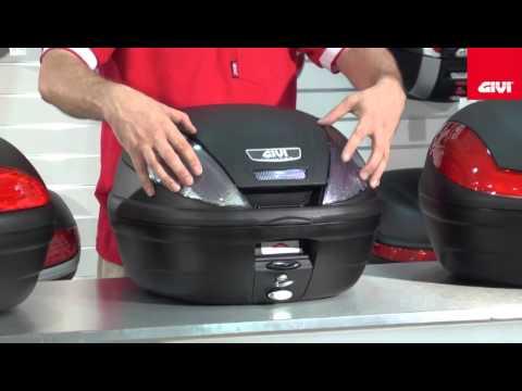 Givi Monolock Top Case E370 E450 E470 -  Cli-MAXRidingGear.com